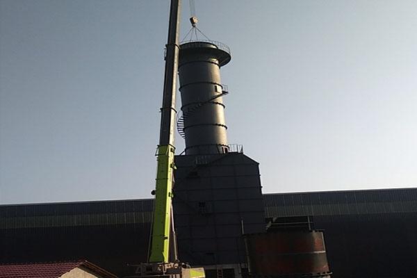 南昌重型设备吊装移位